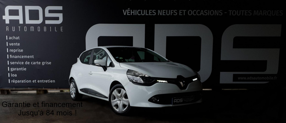 Renault Clio 1.5 dCi 90ch energy Business Eco² Euro6 82g 2015