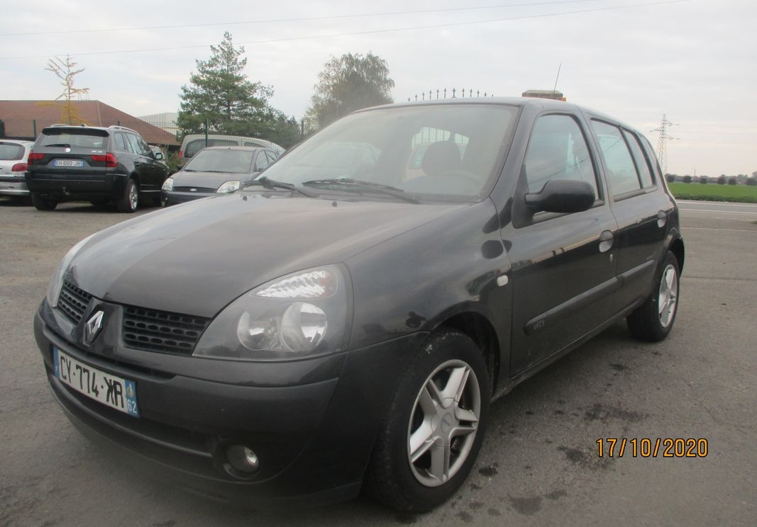 Renault Clio II phase 2 1.5 dci 80cv