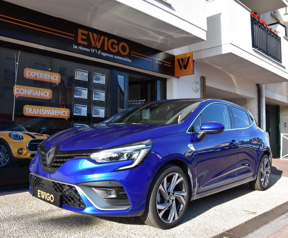 RENAULT Clio RS LINE TCE 130 EDC 5P