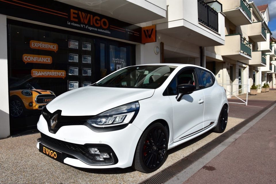 RENAULT Clio RS TROPHY Phase 2 1.6  EDC 220CV