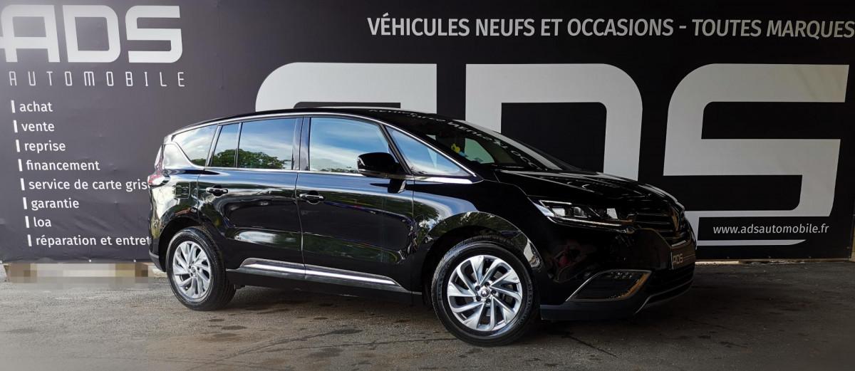 Renault Espace 1.6 dCi 160ch energy Zen EDC