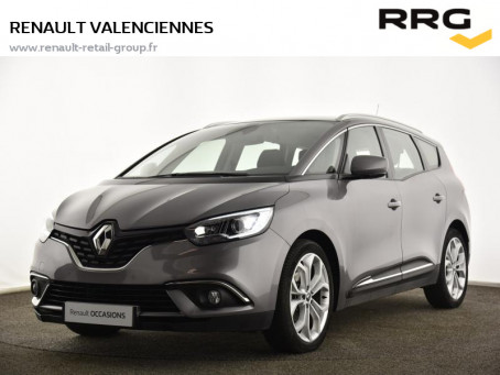 RENAULT Grand Scenic DCI 110 ENERGY EDC BUSINESS 7 PL 25325km