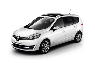 RENAULT Grand Scenic 1.5 dCi 110ch Initiale EDC 7 places