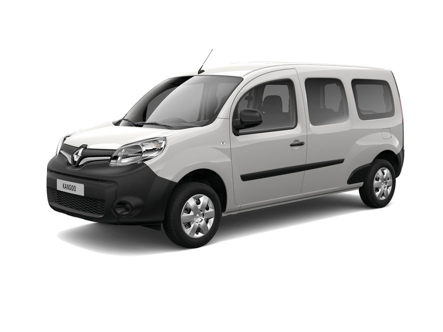 RENAULT Kangoo Express (2) Maxi 1.5 dCi 90ch Cabine Approfondie Confort