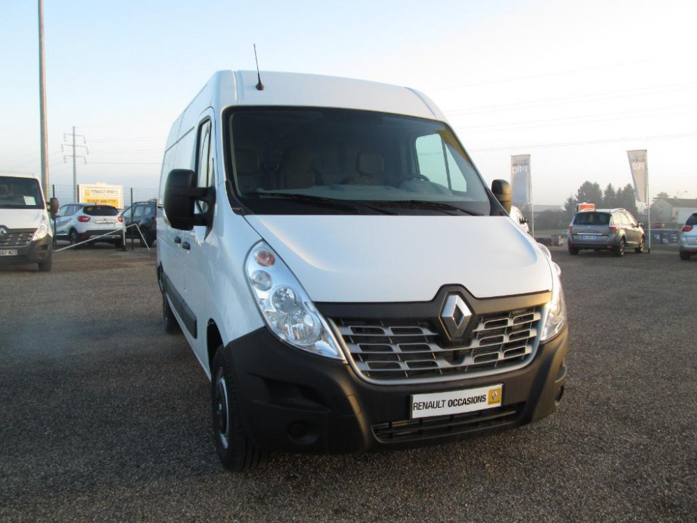 RENAULT Master Combi F3500 L2H2 2.3 dCi 125ch BVR