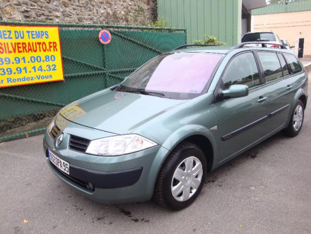 RENAULT Megane Break 1.9 dCi 102ch Expression 69934km