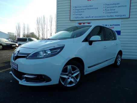 RENAULT Scenic III 1.5 dCi 110ch Business EDC 104500km