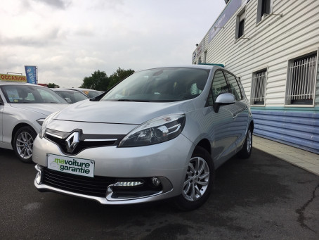 RENAULT Scenic III 1.5 dCi 110ch energy Dynamique eco² 124150km
