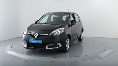 RENAULT Scenic III 1.2 TCe 115 BVM6 Limited 55636km