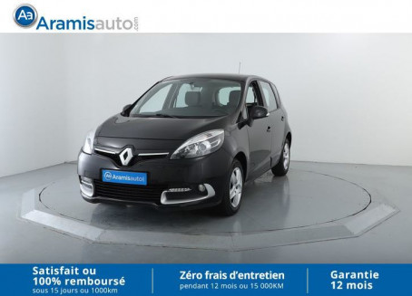 RENAULT Scenic III 1.2 TCe 115 BVM6 55636km