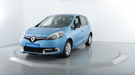 RENAULT Scenic III 1.5 dCi 110 BVM6 Limited 64782km