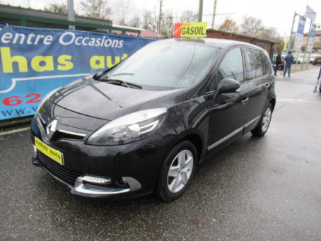 RENAULT Scenic III 1.5 DCI 110CH BUSINESS EDC EURO6 2015 115335km