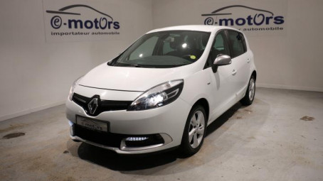 RENAULT Scenic III Scenic dCi 110 FAP eco2 - Limited 98945km