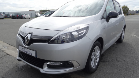 RENAULT Scenic III Scenic TCe 115 Energy - Limited 5P 42886km