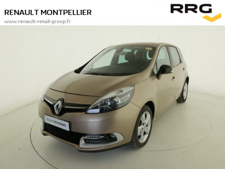 RENAULT Scenic III TCE 115 ENERGY LIMITED 60510km
