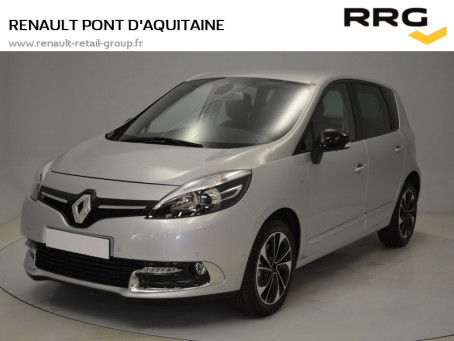 RENAULT Scenic III TCE 130 ENERGY BOSE EDITION 23703km