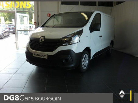 RENAULT Trafic Fg L1H1 1000 1.6 dCi 125ch energy Grand Confort Euro6 5000km