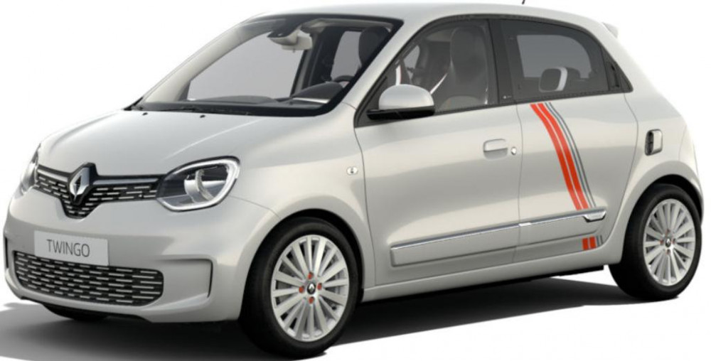 RENAULT Twingo (3) Electric Vibes R80 Achat Intégral