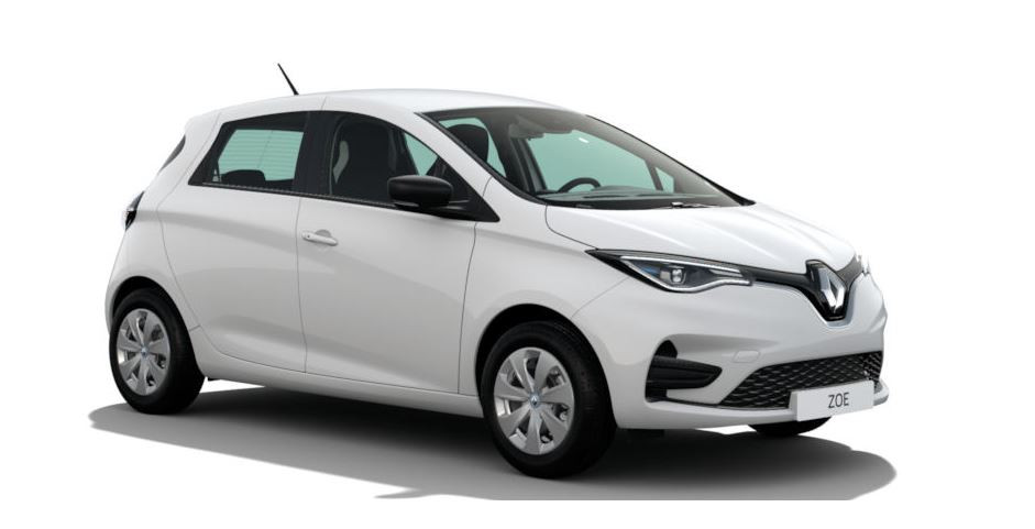 RENAULT Zoe Intens charge normale R135 4cv
