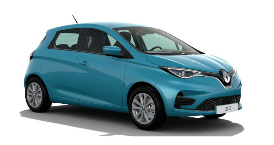 RENAULT Zoe Life charge normale R110