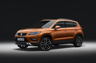 SEAT Ateca 1.4 EcoTSI 150ch ACT Start&Stop Xcellence DSG