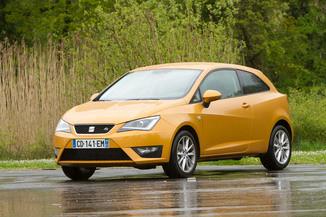 SEAT Ibiza SC 1.2 TSI 110ch FR