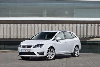 SEAT Ibiza ST 1.4 TDI 90ch Reference Business Navi Start/Stop