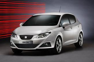 SEAT Ibiza 1.6 TDI105 FAP Style 5p