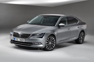 SKODA Superb 1.4 TSI PHEV 218ch Business DSG6 Euro6d-T EVAP
