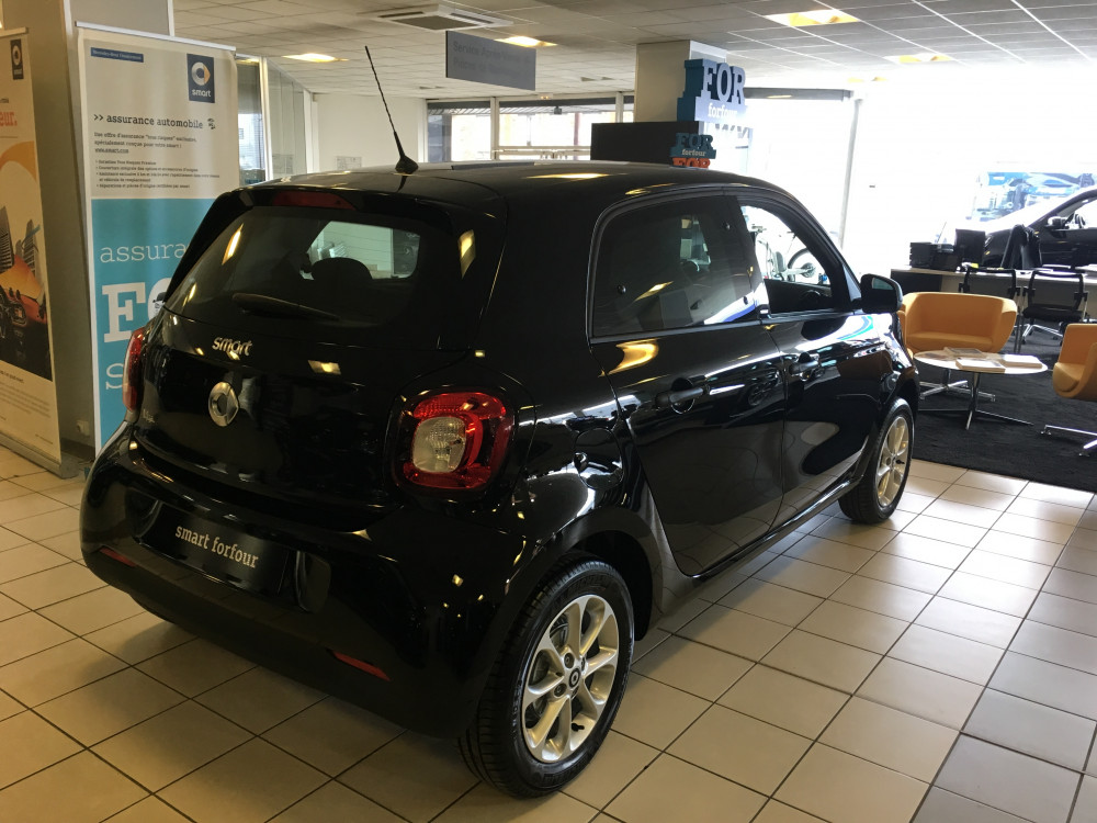 Smart Forfour 71ch passion twinamic G.G.E VIRY CHATILLON VIRY-CHATILLON