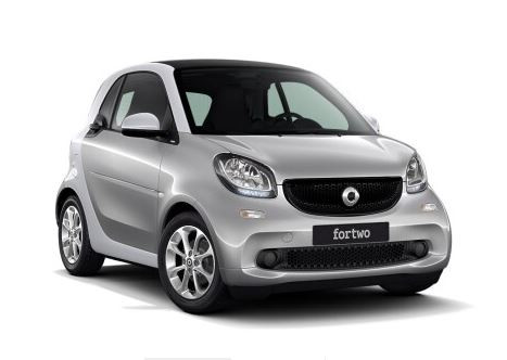 Smart Fortwo coupe Electrique 82ch prime smart Trocadéro PARIS