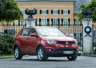 SSANGYONG Korando 200 e-XDi 149ch LE Pack Sport 4WD
