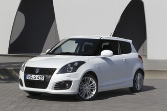 SUZUKI Swift 1.2 vvt 94cv so city