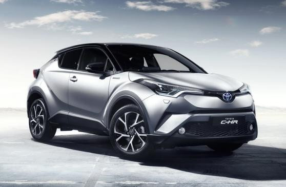 TOYOTA C-HR 122h Graphic 2WD E-CVT RC18
