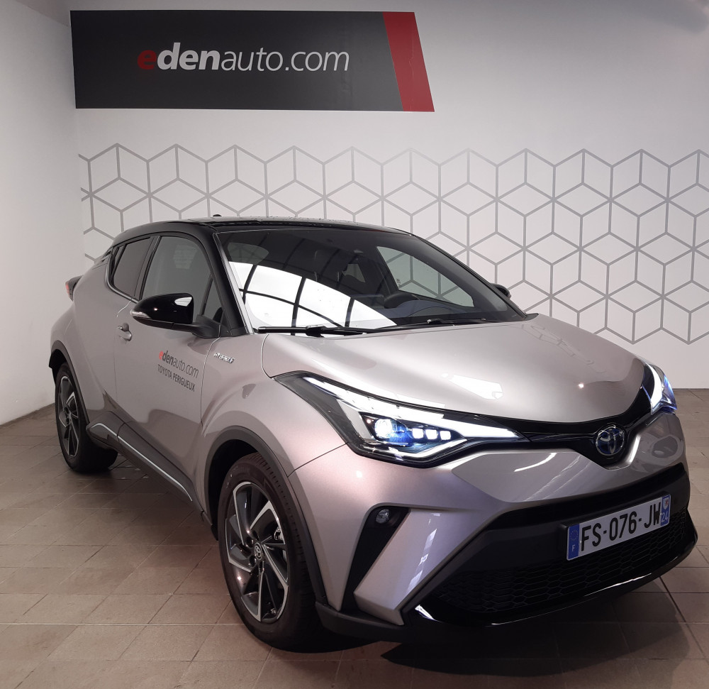 TOYOTA C-HR 184h Graphic 2WD E-CVT MY20