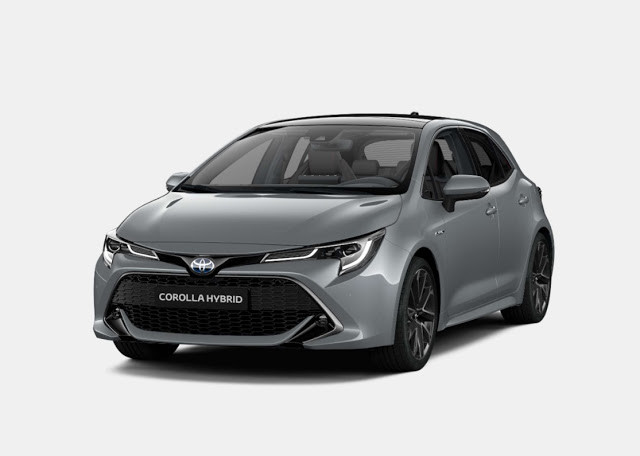 TOYOTA Corolla Touring Spt 122h Dynamic Business