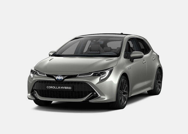 TOYOTA Corolla Touring Spt 180h Collection