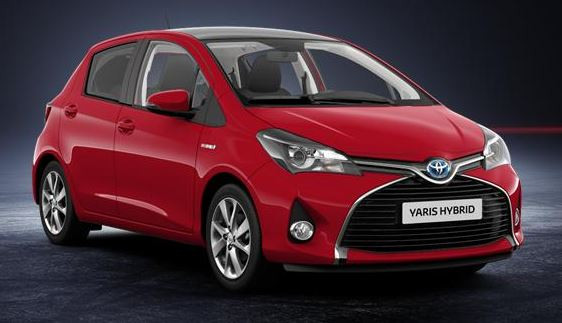 TOYOTA Yaris (3) 100h Collection 5p MY19