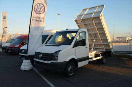 VOLKSWAGEN Crafter CCb 50A L2 2.0 TDI 136ch Business Line 100km