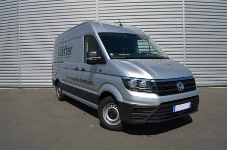 VOLKSWAGEN Crafter Combi 35 L3H2 2.0 TDI 109ch BlueMotion Technology 2611km