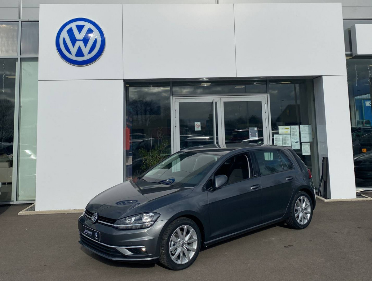 Volkswagen Golf 1.5 TSI EVO 150ch Carat DSG7 5p JEANNIN VOLKSWAGEN AVALLON AVALLON