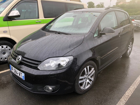 VOLKSWAGEN Golf Plus 1.6 TDI 105ch BlueMotion Technology FAP Confortline DSG7 136205km