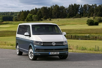 VOLKSWAGEN Multivan 2.0 TDI 204ch BlueMotion Technology Carat 4Motion Court