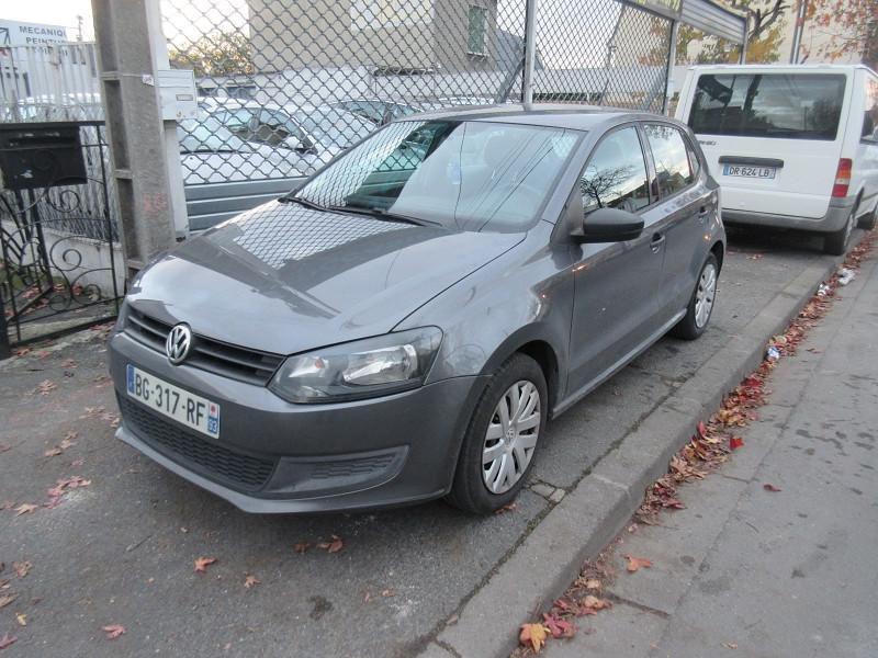 Volkswagen Polo 1.6 TDI 75CH FAP TRENDLINE 5P
