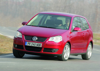 VOLKSWAGEN Polo 1.4 75ch Cup 3p