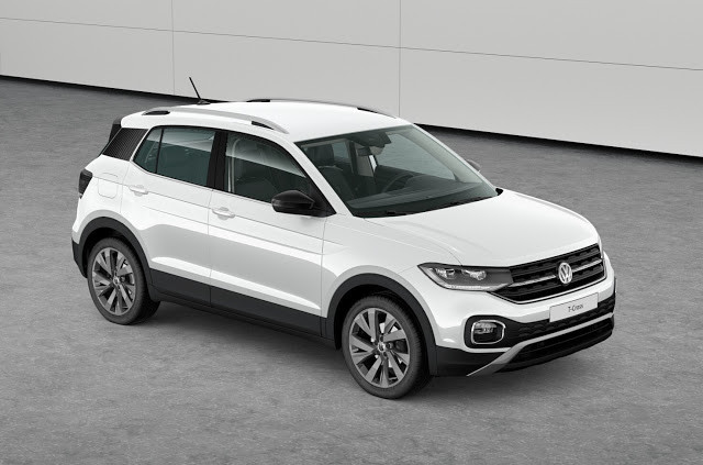 VOLKSWAGEN T-Cross (1ère génération) 1.0 TSI 95ch Lounge Business