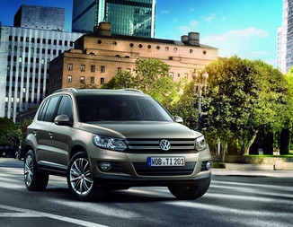 VOLKSWAGEN Tiguan Génération I Phase 2 2.0 TDI 140ch BlueMotion Technology FAP R Exclusive