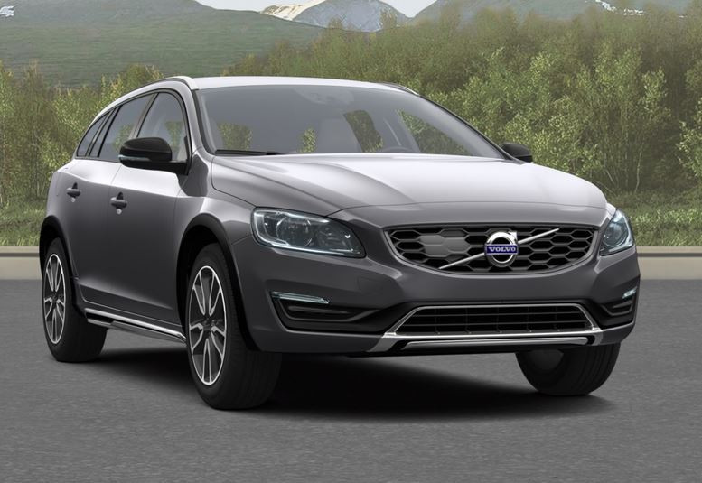 Volvo V60 cross country D4 AWD 190ch Summum Geartronic ABVV AUTOMOBILES - GONESSE GONESSE
