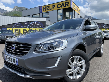 VOLVO XC60 D3 150ch Momentum Business Geartronic 86337km