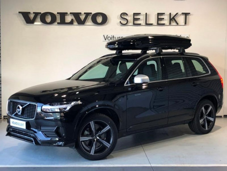 VOLVO XC90 D5 AdBlue AWD 235ch R-Design Geartronic 7 places 5000km